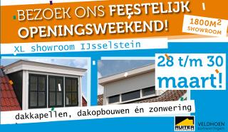 Opening showroom IJsselstein!
