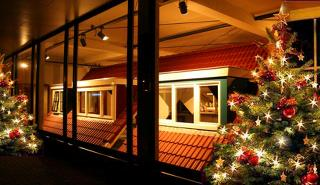 Openingstijden showrooms in december